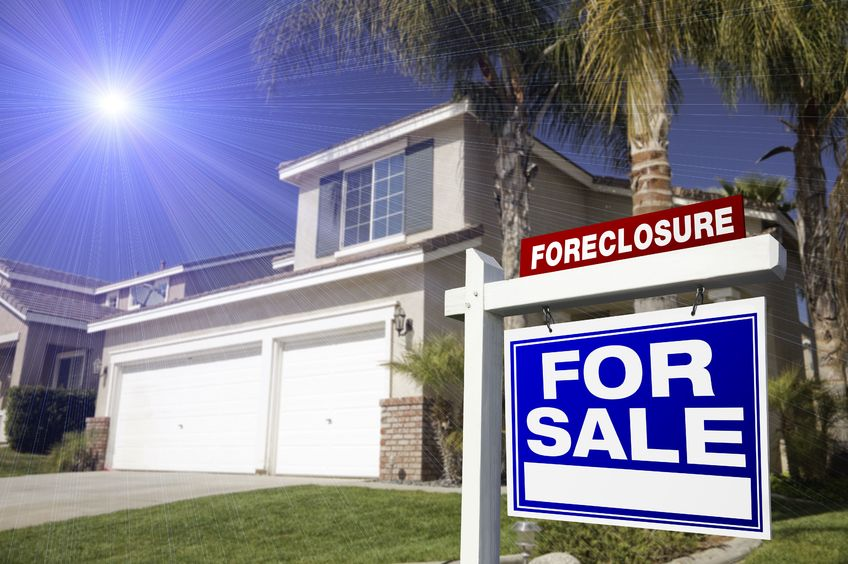 Three Various Kinds of Foreclosures