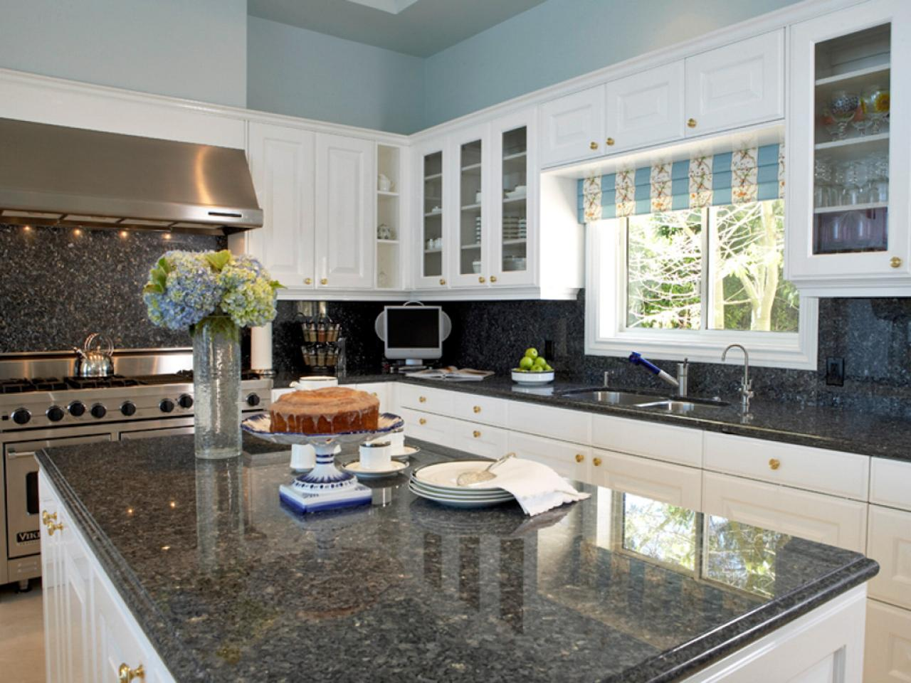 Granite Kitchen Countertop Tips
